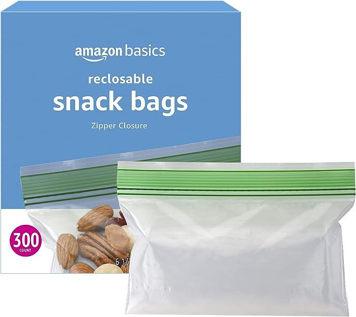 The Best Zip Food Storage Bags