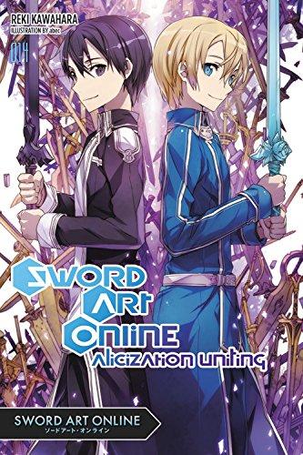 Sword Art Online, Vol. 14 (light novel): Alicization Uniting