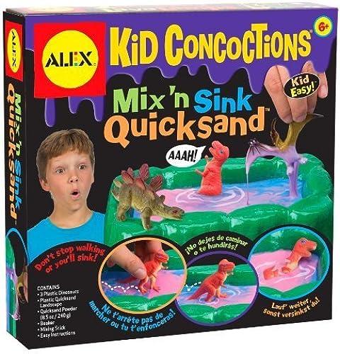 venta caliente en línea ALEX Toys - Experimental Play, Play, Play, Mix N' Sink Quicksand Activity Kit, 931 by Alex  edición limitada
