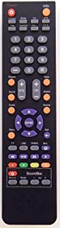 HDTV SCEPTRE 142022370010C Remote Control Controller Replacement for X405BVFMDU X405BV-FMDU X405BVFMQR X405BV-FMQR X409BVF...
