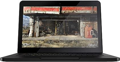 Razer Blade (2016) 14in QHD+ Gaming Laptop (6th Generation Intel Core i7, 16GB RAM, 256GB SSD, GTX 970M 6GB) (Renewed)