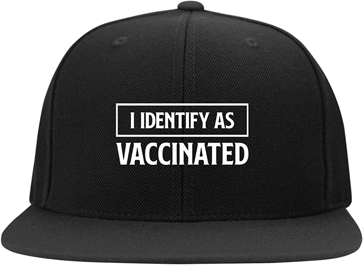 I Weekly update I-den-ti-fy As Ranking TOP6 Vaccinated Twill Cap Snapback High-Profile Hat