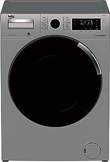 Beko 9kg Washıng Machıne 1400 RPM 16 Programs, Sılver- WTV9734XS, 1 Year Warranty