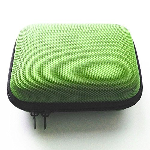 Schutzhülle, Tasche, Cover für Gameboy Advance SP GBA SP Konsole–Grün