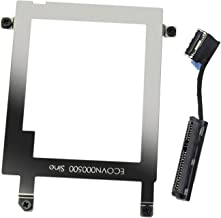 RapidSparesLtd Hard Drive Caddy Bracket 0WPRM +HDD Cable Connector for Dell Latitude 7440 E7440