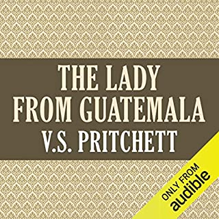 The Lady from Guatemala audiobook cover art