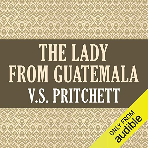 The Lady from Guatemala Titelbild