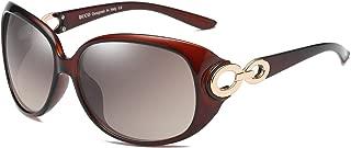 Shades Classic Oversized Polarized Sunglasses for Women 100% UV Protection 1220