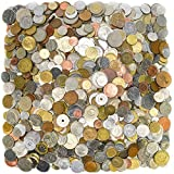 2lb CIRCULATED WORLD FORIEGN COINS,HEAVIER,LARGER,OLDER,A MIX OF OLD AND NEW!World coin collection set.NO TOKENS.