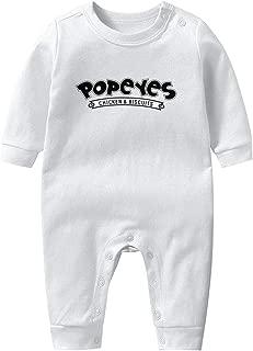 Baby Boy's Unisex Pajamas Cute Footed Pajamas Long Sleeve Footie Organic Cotton