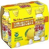 ハウスウェルネスフーズ Perfect Vitamin 1日分のビタミン グレープフルーツ味 120ml ×6本