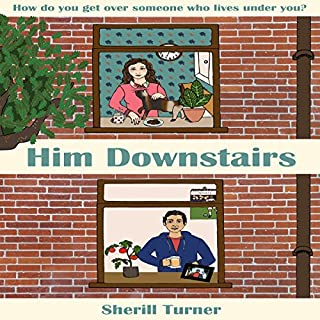 Him Downstairs audiobook cover art
