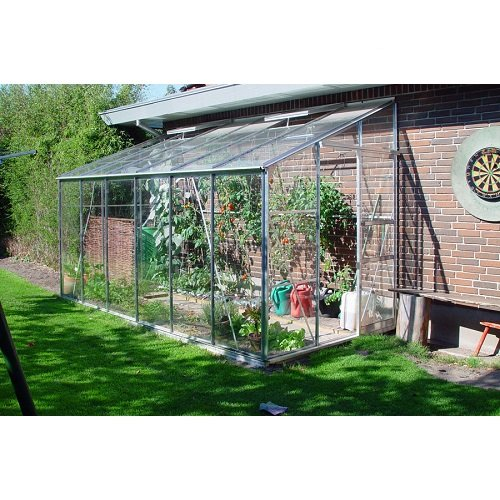 Royal serra da parete in vetro con base, HALLS (modello: 608 (superficie:, 4,85 m²)