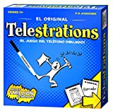 USAOPOLY Spanish Edition Telestrations Board Games
