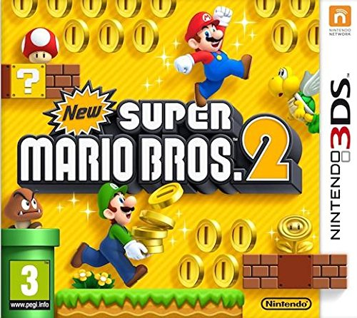 New Super Mario Bros. 2 3Ds
