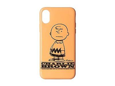 Marc Jacobs iPhone XS Case (Orange) Cell Phone Case