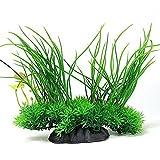 Muamaly - Planta Artificial para Acuario o Acuario, de plástico