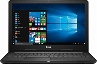 Dell I3565-A453BLK-PUS Laptop (Windows 10 Home, AMD Dual-Core A6-9220, 15.6