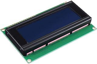 5V 2004 20X4 204 2004A LCD Display Module Blue Screen 3Pcs