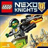Lego Nexo Knights Hörspiel CD Folge 3 - Jeder hat mal Angst