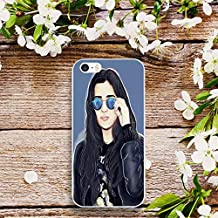 Inspired by Lauren Jauregui Phone Case Compatible With Iphone 7 XR 6s Plus 6 X 8 9 11 Cases Pro XS Max Clear Iphones Cases TPU- Vintage Gifts- Poster- Stuff- Beanie- 32970670740