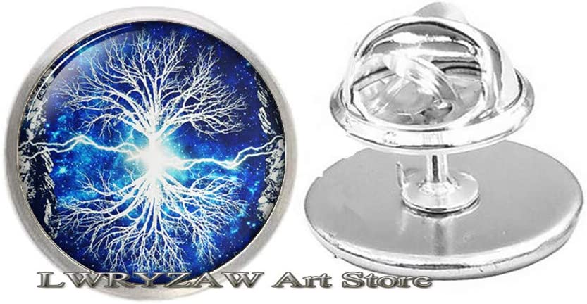 Tree of Life Brooch Pin Mom OFFicial site Cheap mail order specialty store for Women Gift Family
