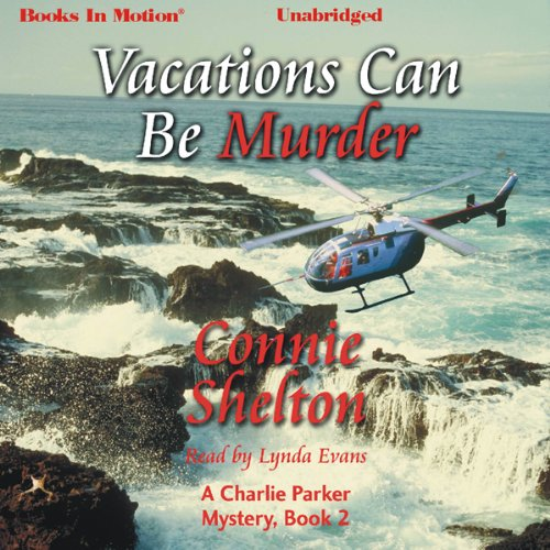 Vacations Can Be Murder audiobook cover art