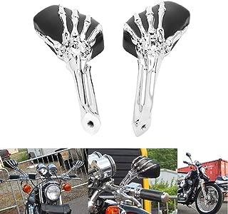 Best harley skeleton mirrors Reviews