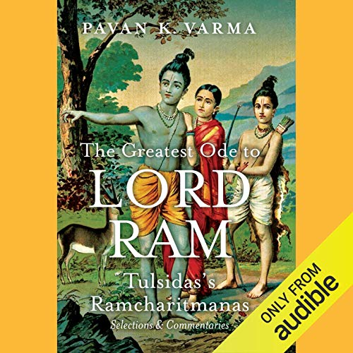 The Greatest Ode to Lord Ram cover art