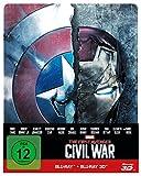 The First Avenger: Civil War - Steelbook (+ Blu-ray)
