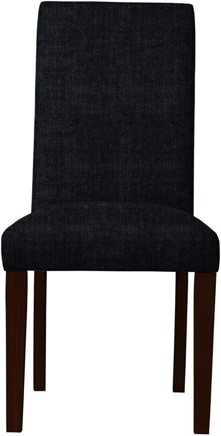 Aurelie Side Chair with Sager Fabric   468, Set of 2