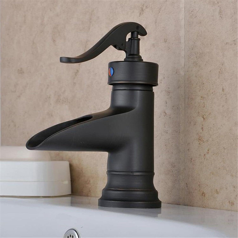 ETERNAL QUALITY Küchenarmaturen Retro Heien Und Kalten Wasserhahn Bad Waschbecken Wasserhahn Spülbecken Wasserhahn