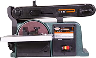 Toughworks Belt Disc Sander 4 x 36 in. Belt and 6 in. Disc with 1/2HP Motor Combo Sander with Cast Iron Base