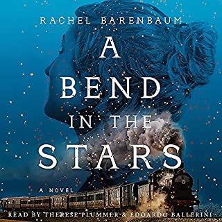 A Bend in the Stars audiobook cover art