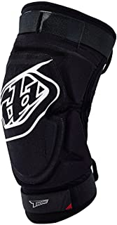 Troy Lee Designs T-Bone Adult Off-Road Knee Guard - X-Small/Small,Black