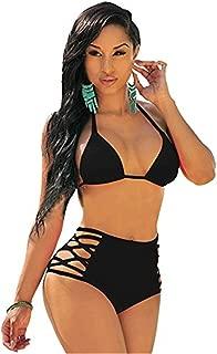 Best high waisted thong bikini swimwear Reviews