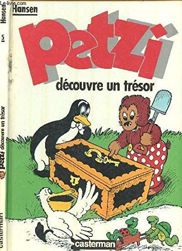 Petzi découvre un tresor (Petzi Cartonne)