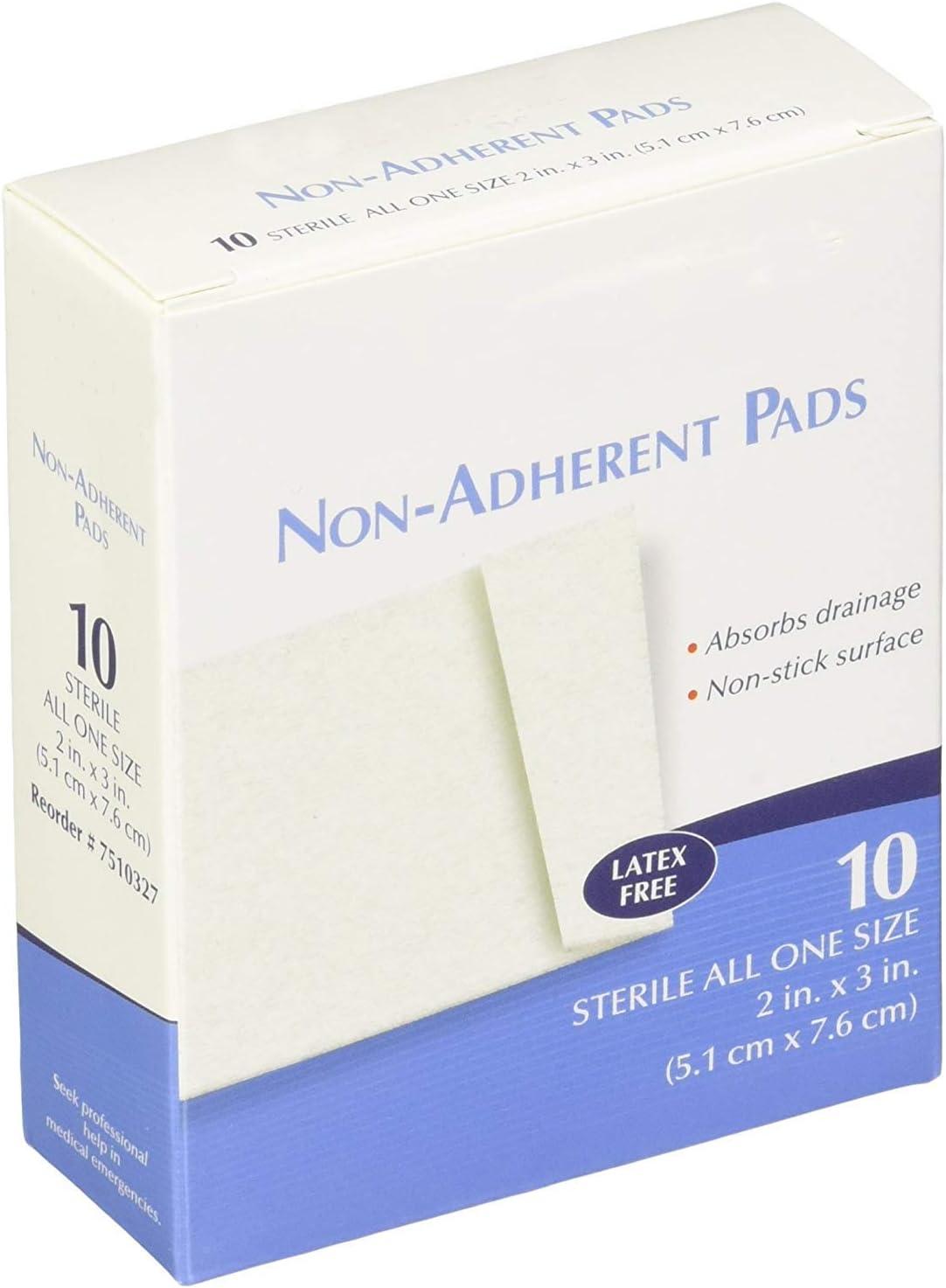 Non-Adherent Pads 2