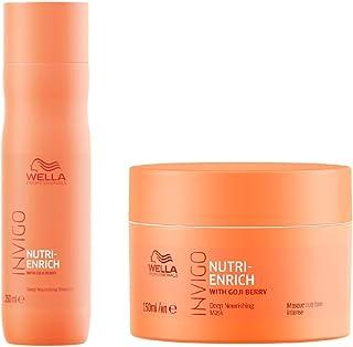 Wella Invigo Nutri Enrich With Goji Berry (Shampoo + Mask)