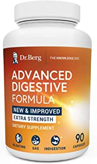 Digest Formula - Helps Healthy Digestion Supports Gas and Bloating - 90 Tablets