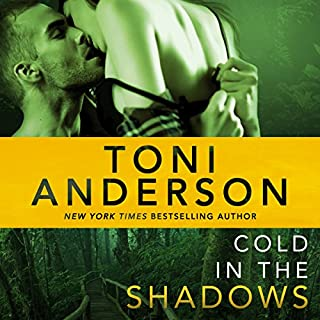 Cold in the Shadows audiobook cover art