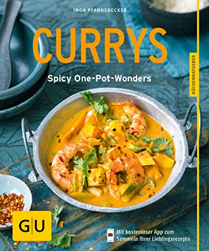 Currys: Spicy One-Pot-Wonders (GU KüchenRatgeber)