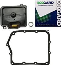 ECOGARD XT10333 Professional Automatic Transmission Filter Kit for 2008-2015 Dodge Grand Caravan, 2009-2015 Journey, 2008-2014 Avenger | 2008-2015 Chrysler Town & Country, 2007-2010 Sebring