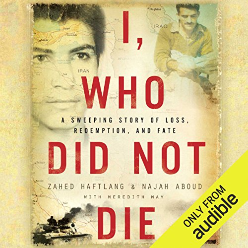 I, Who Did Not Die cover art