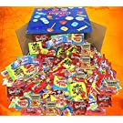 HUGE Assorted Candy PARTY MIX BOX 6.50 LBS/104 OZ Over 255 Individually Wrapped Candies of All Time America's Most Favorite Assorted Candies