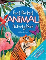 Fact-Packed Animal Activity Book