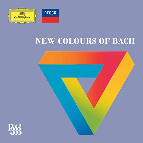 Bach 333: New Colours Of Bach