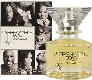 Unbreakable Bond Eau De Toilette Spray for Unisex by Khloe and Lamar, 1 Ounce