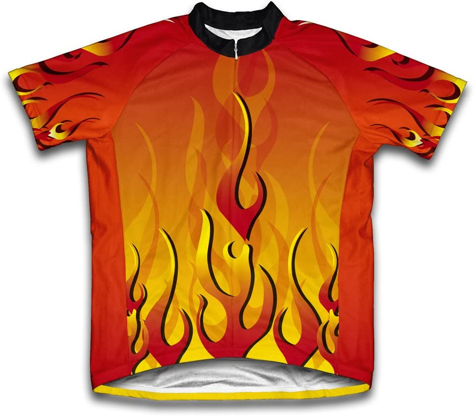 ScudoPro Ashes Red Short 2021 autumn Finally popular brand and winter new Sleeve Jersey Youth for Cycling