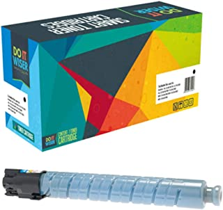 Do it Wiser Compatible Toner Cartridge Replacement for Ricoh MP C6003 MP C4503 MP C5503 | 841852 (Cyan)